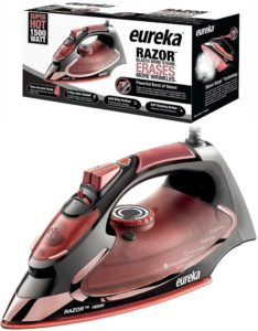 Eureka Razor Powerful Steam Iron