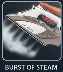 dw5080 burst of steam