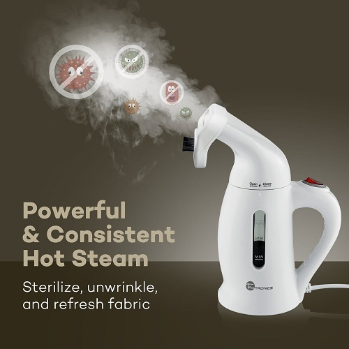 TaoTronics TT-PI001 garment steamer
