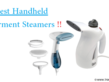 best-handheld-garment-steamers