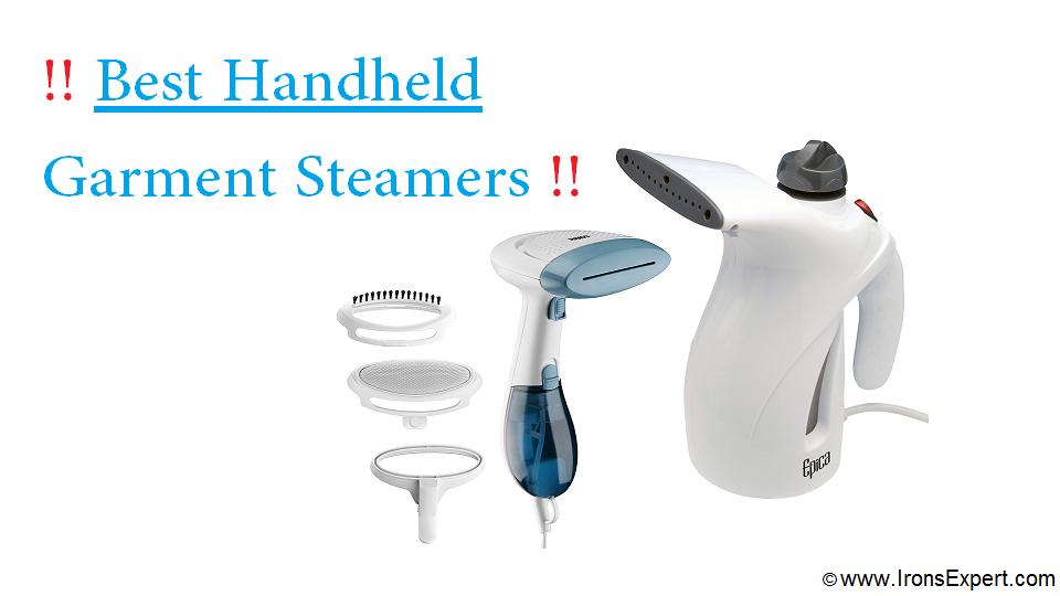 best-handheld-garment-steamers
