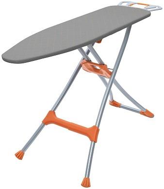 Homz Durabilt DX1500 Premium Ironing Board with Wide