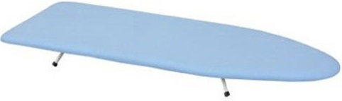 Household Essentials Collapsible Space Saving Tabletop Ironing Board with Folding