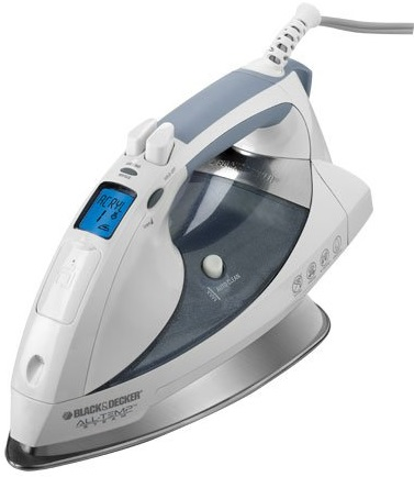 black and decker D6000 iron main