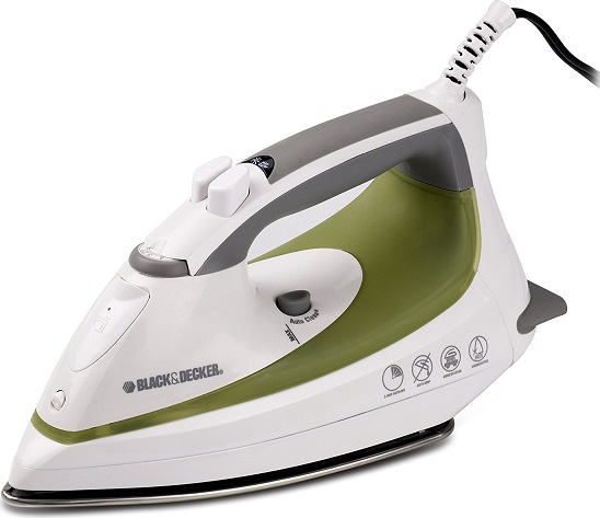 black and decker F1060 iron main