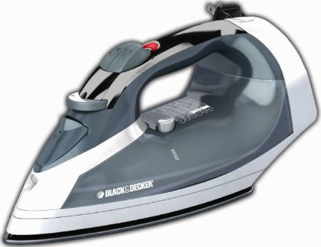 black and decker ICR05X iron main