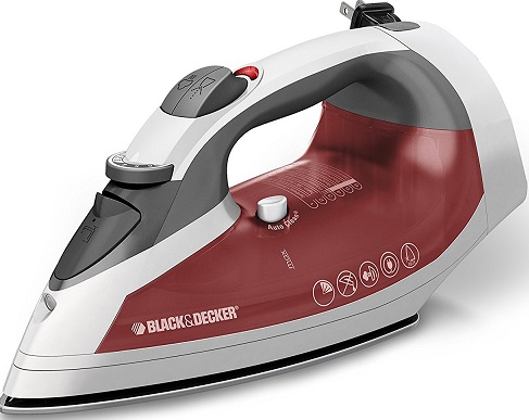 black and decker ICR07X iron main
