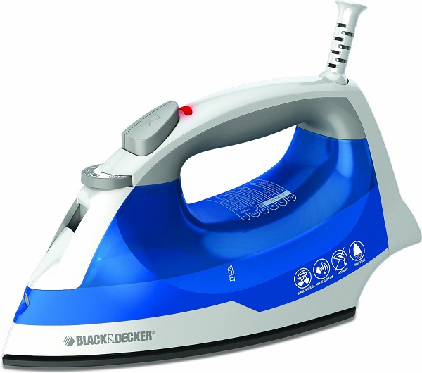 black and decker IR03V iron main
