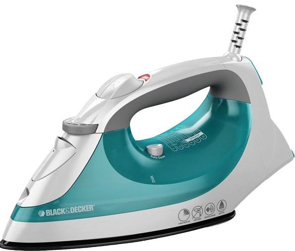 black and decker IR05X iron main