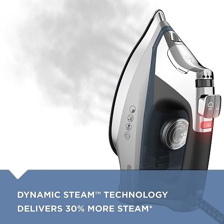 Black and decker d3030 dynamic steam technology