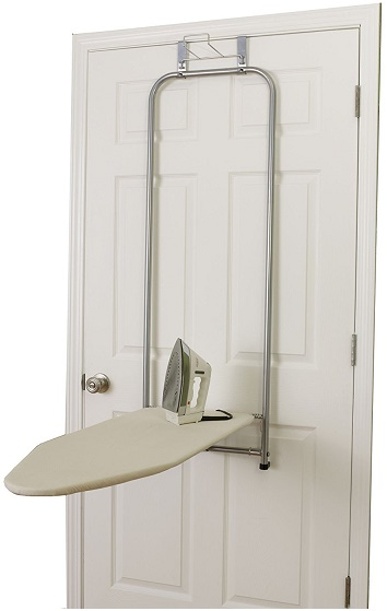 Household Essentials 144222 Over Door Ironing Board