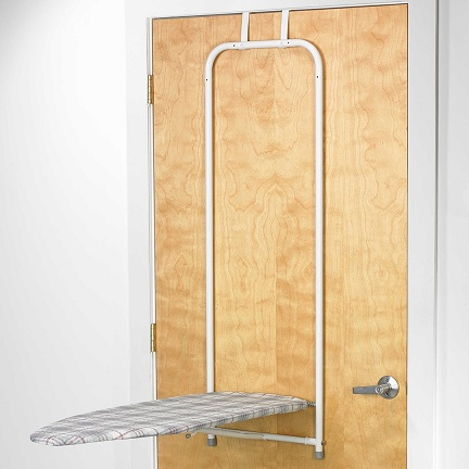 Polder Ironing Board – For Over-The-Door Hanging & Ironing 2