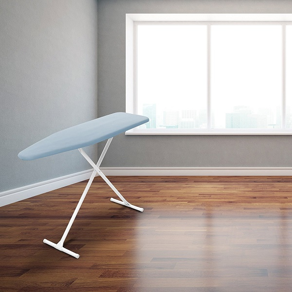 Homz T-Leg Steel Top Ironing Board 2