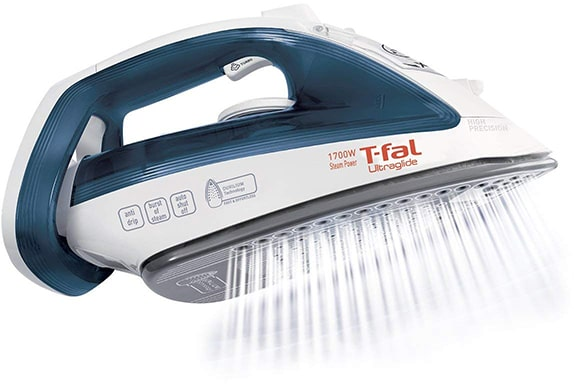 T-fal FV4017 soleplate throwing steam-min