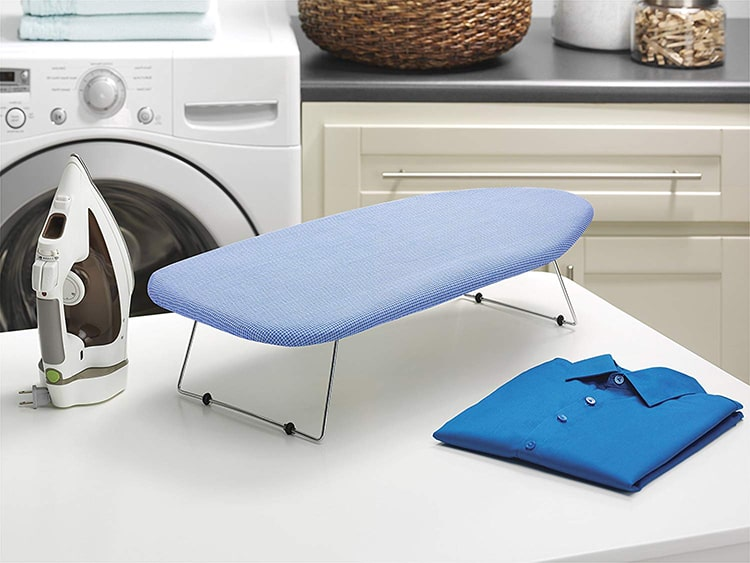 Ironing board furniture Sewing Room Whitmor Tabletop Ironing Board Best Steam Iron Best Tabletop Ironing Boards Of 20182019